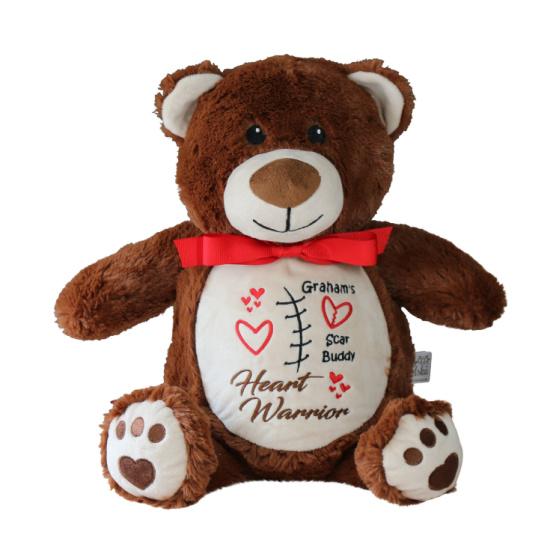 Bear --- Brown