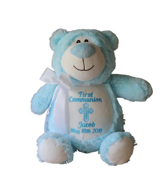 Bear --- Blue