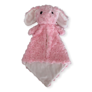 Bunny --- Pink Lovey LE