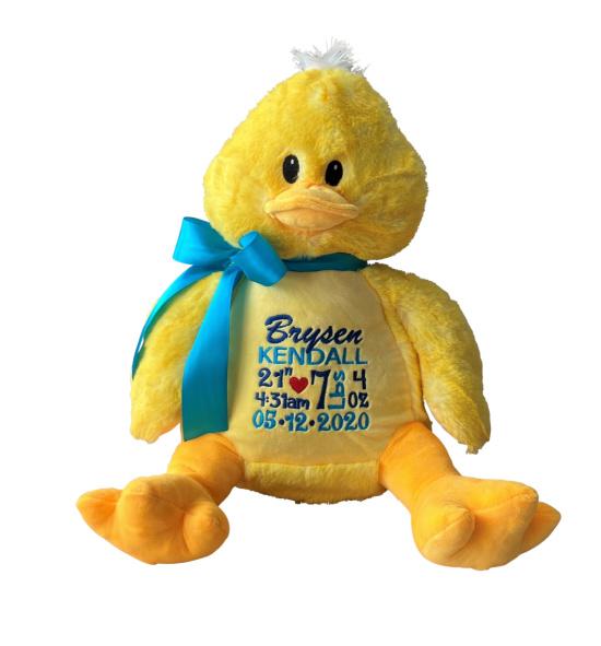 Quincy Duck Buddy