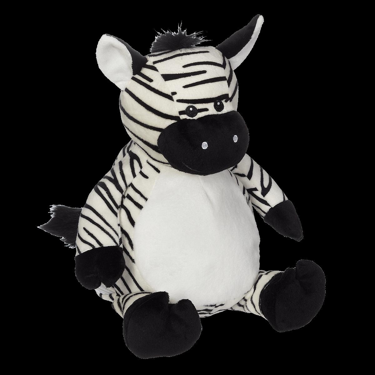 Zachery Zebra Buddy