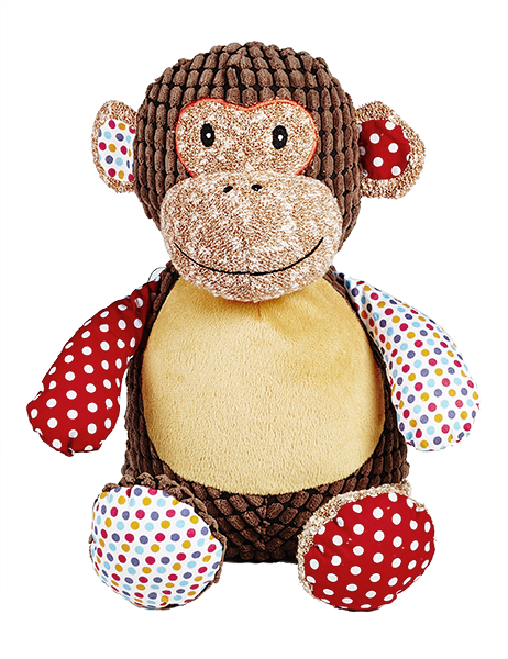 Huggles Monkey (Brown)