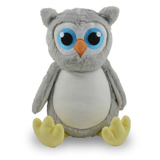 Personalized Wise Owl Stuffed Animal
