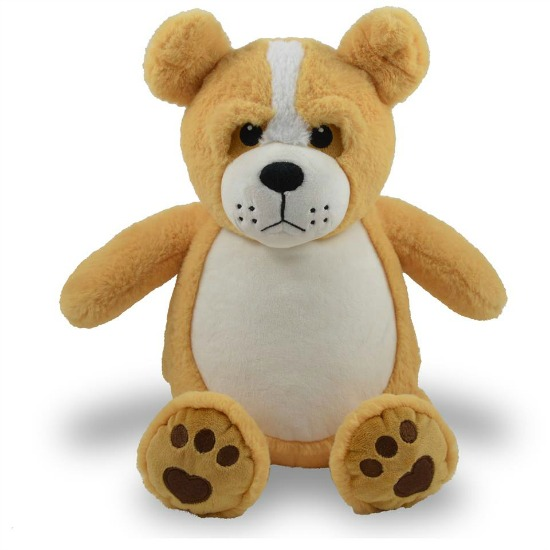 Personalized Puppy Dog Stuffed Animal