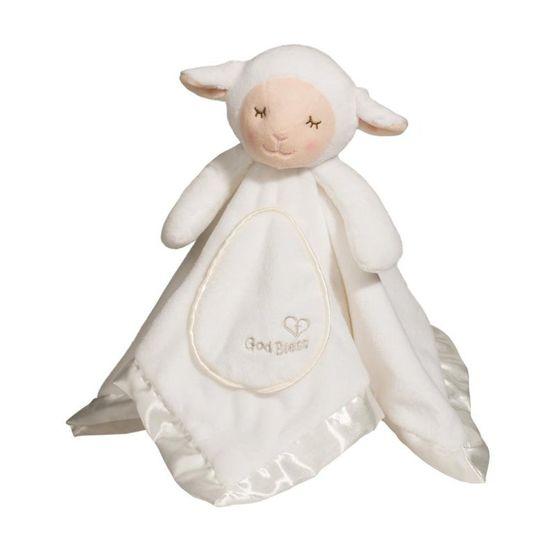 Baptism Lamb Snuggler