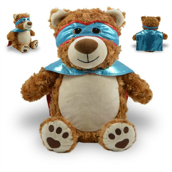 Personalized Hero Bear