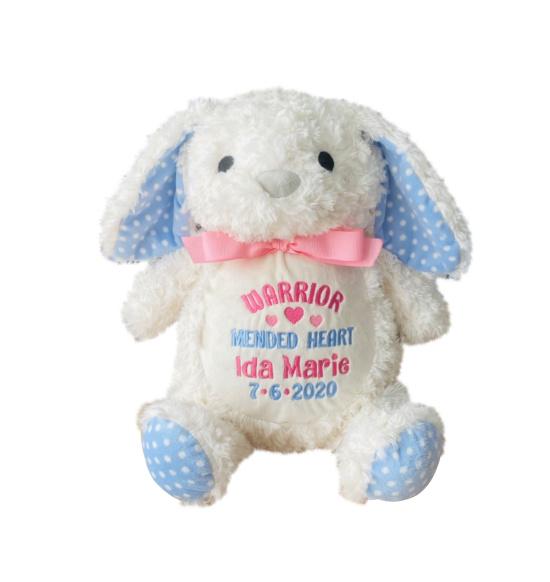 Bunny Heart Warrior
