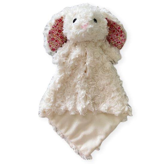 Bunny Lovey --- Floral LE
