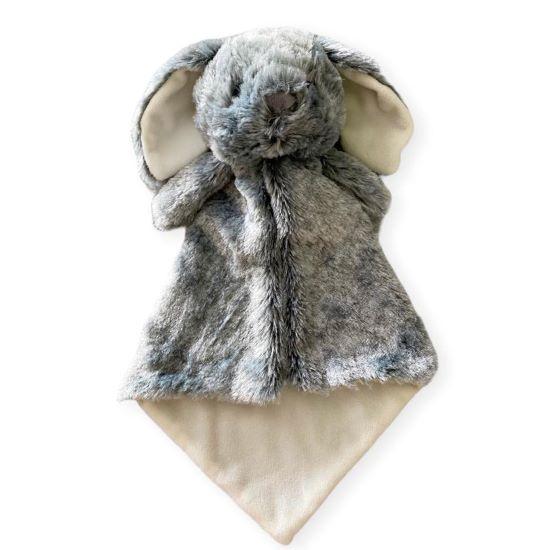 Bunny Lovey --- Gray LE