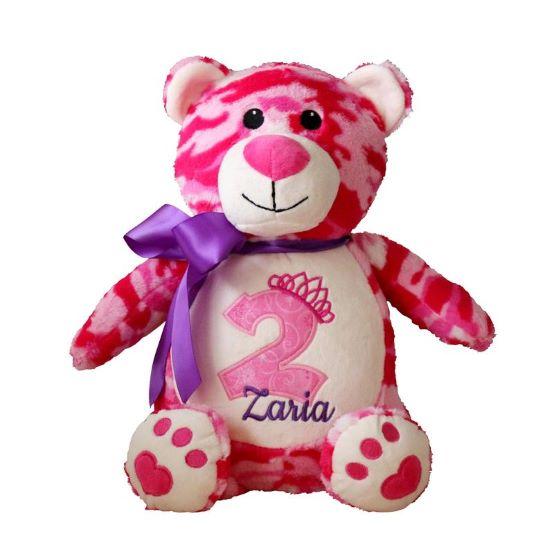 Camo --- Pink