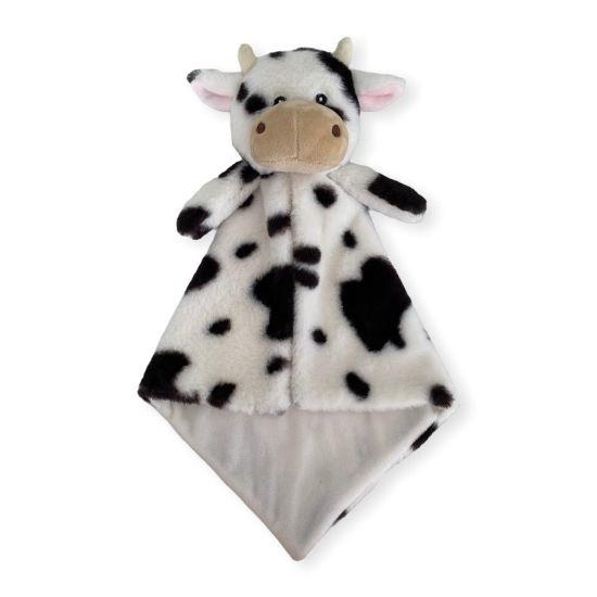 Personalized Cow Stuffed Animal