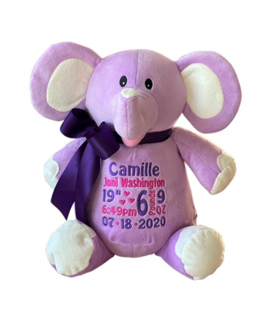 Elephant --- Lavender
