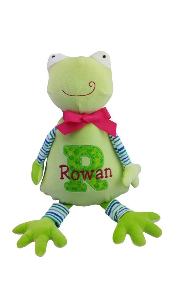 Pastel Froggle Woggle