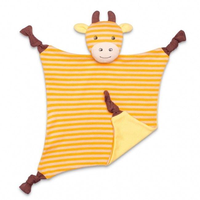 Giraffe Yellow --- Farm Lovey