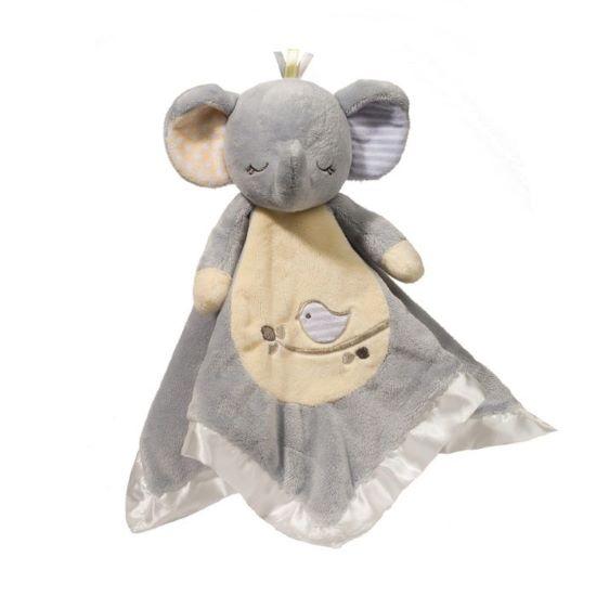 Grey Elephant Snuggler