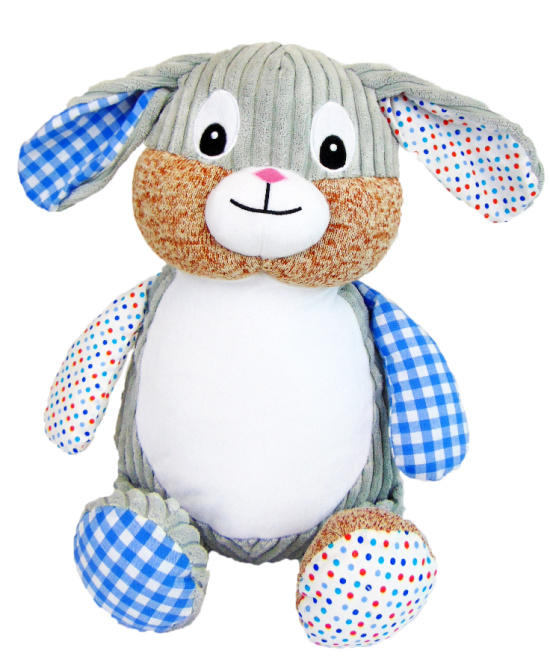 Clovis Bampton lll Blue Bunny