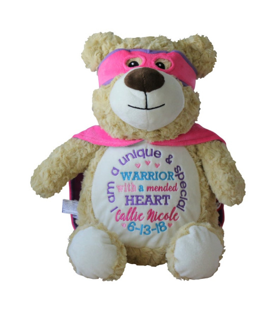Hero Bear Girl
