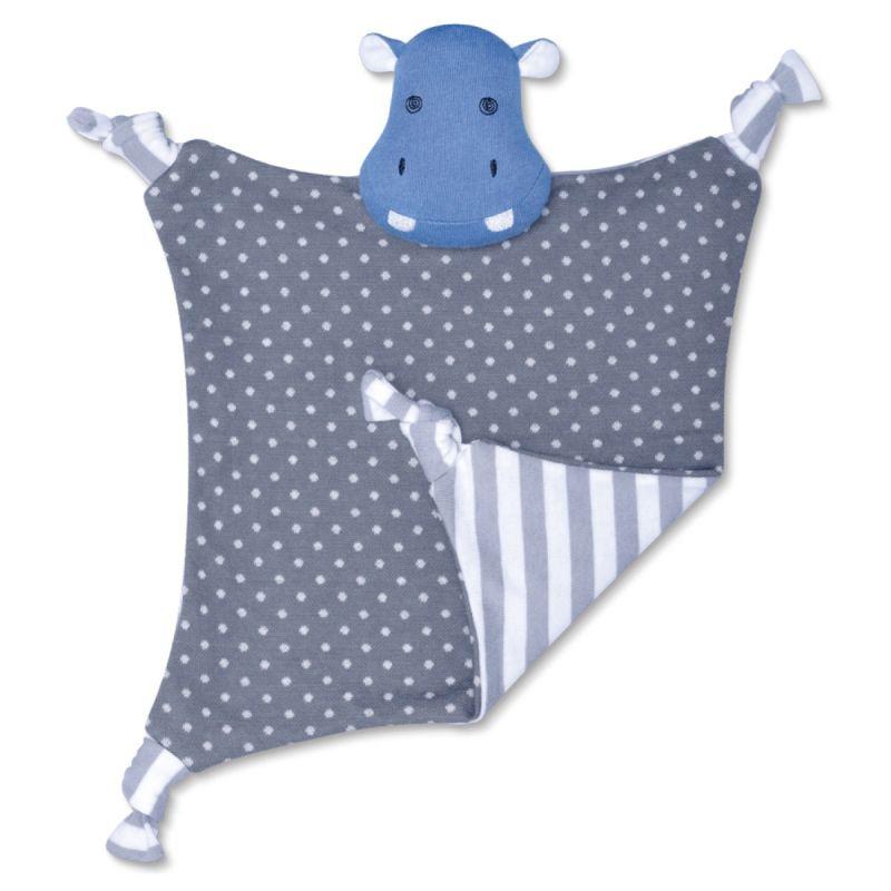 Blue Hippo --- Farm Lovey