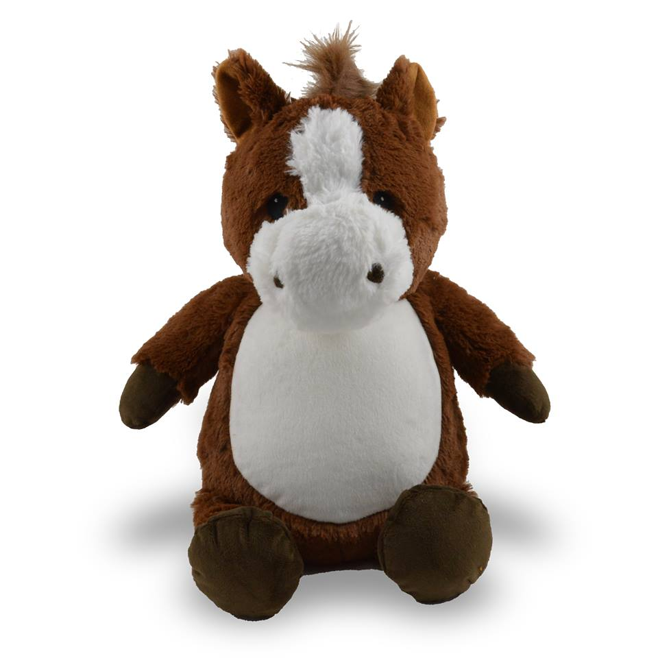 Personalized Horse Stuffed Animal