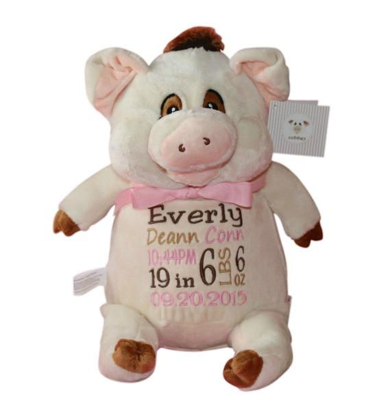 Pig  Pink / Tan