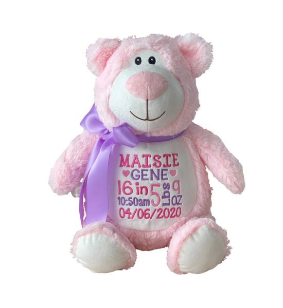 Bear --- Pink