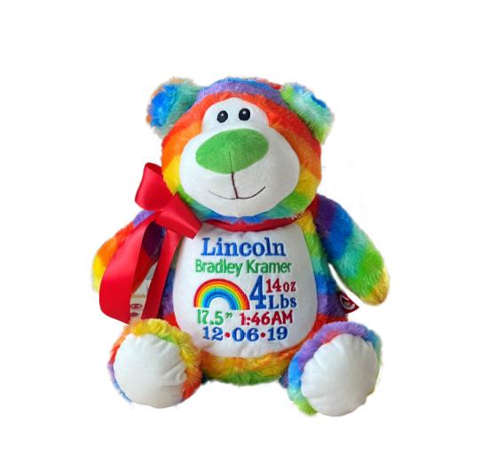 Bear  Rainbow