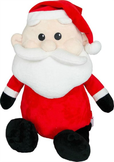 Santa Stuffed Animal