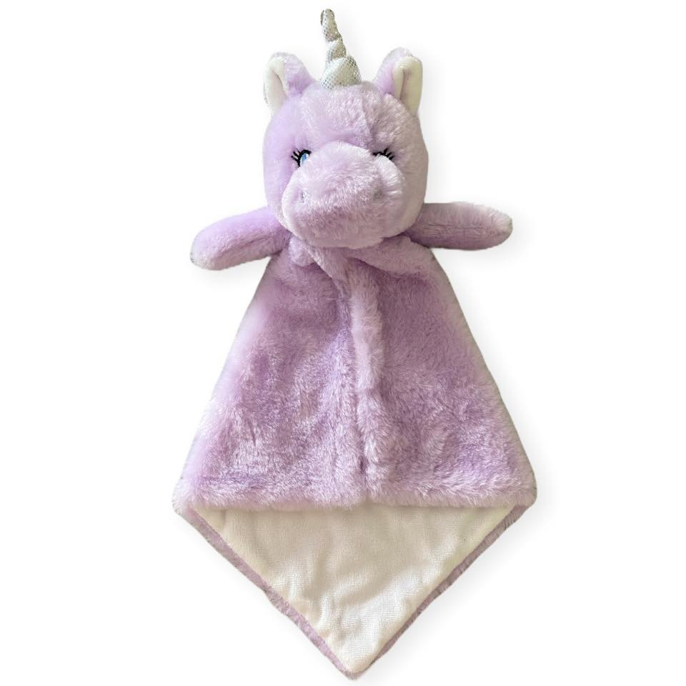 Unicorn Lovey --- Lavender LE